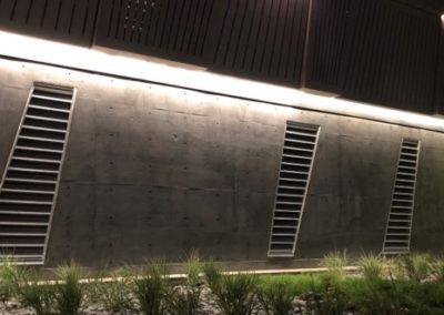 PG&E Larkin Sub-Station